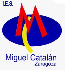 logo IES M. Catalán 2002