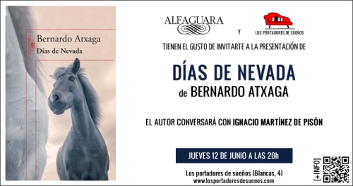 Invitación DÍAS DE NEVADA