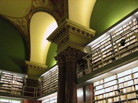 Biblioteca-Herzog-Augusto-Wolfenbüttel-Alemania