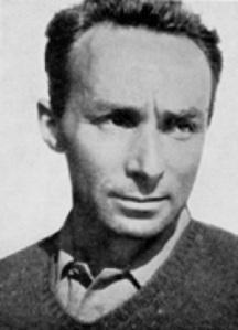 Primo Levi en 1946-7